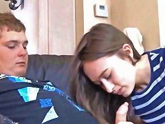 He Enjoys Sharing His Teenage Girlfriend